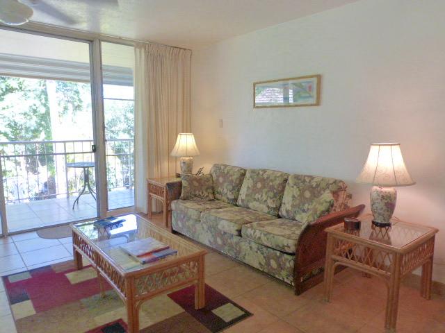 Condo 252 Living Area
